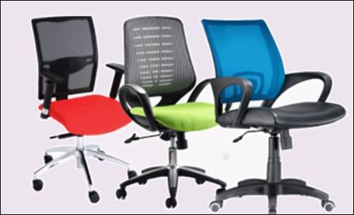 Kursi Ergotec Untuk Kantor Startup