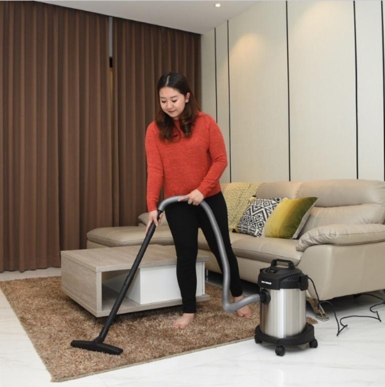 Bersihkan Karpet