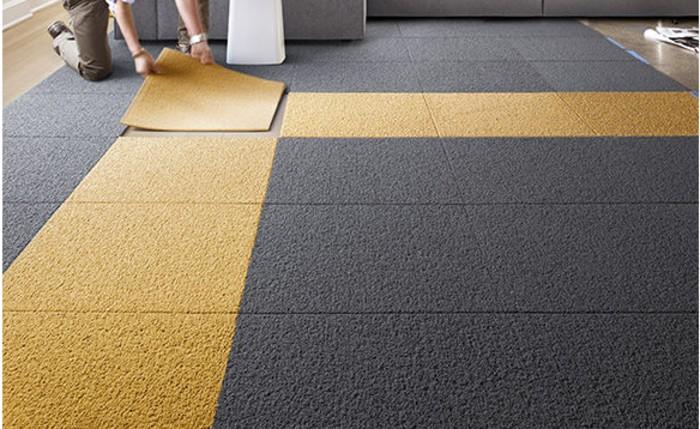Kelebihan Karpet Tile